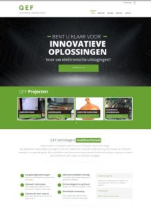 QEF electronic innovations
