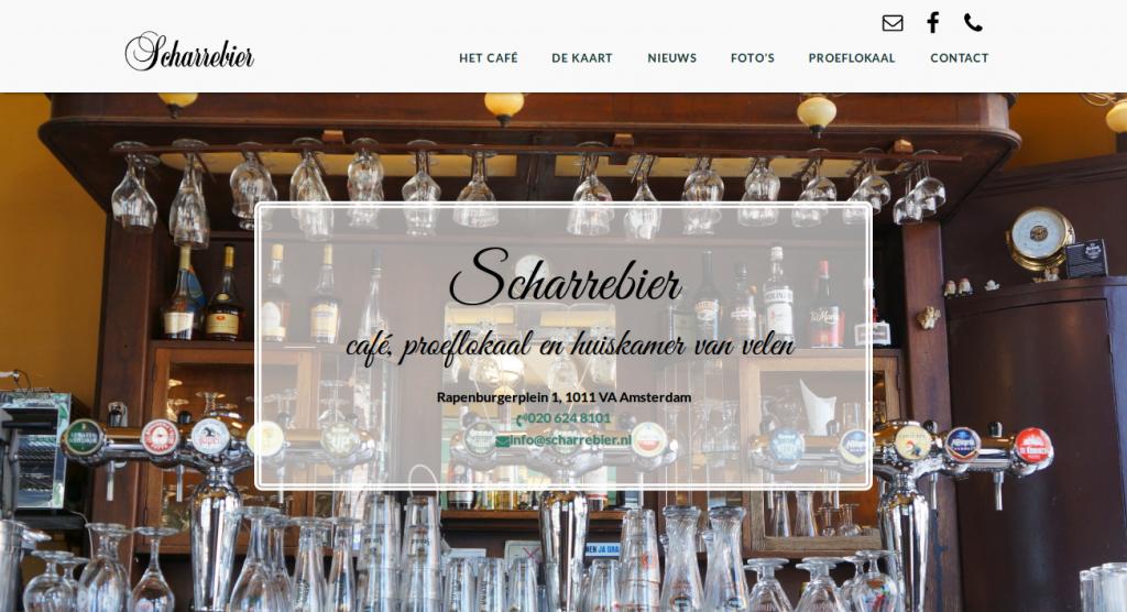 Café Scharrebier